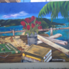 Gilroy Library Mural